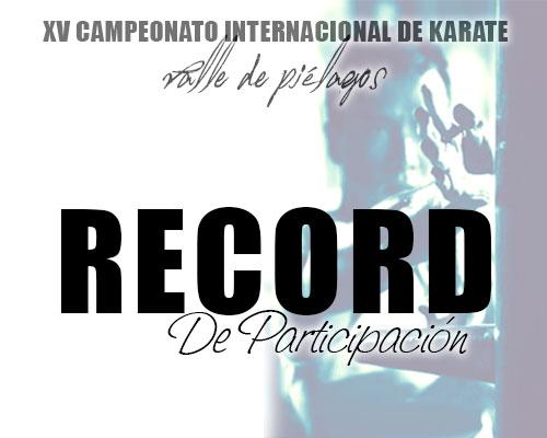 PARTICIPACIÓN DE RECORD