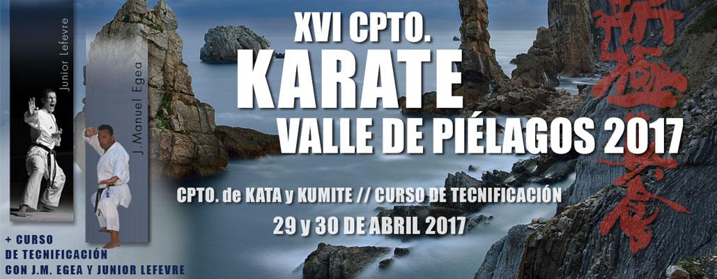 ¡¡EL VALLE DE PIÉLAGOS 2017 YA ESTÁ EN MARCHA!!